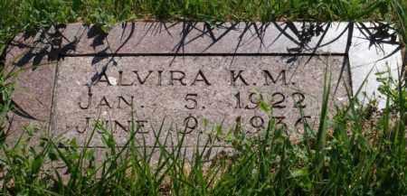 BJORKLUND, ALVIRA K. M. - Greeley County, Nebraska | ALVIRA K. M. BJORKLUND - Nebraska Gravestone Photos