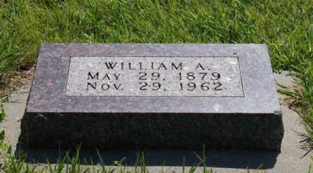 BJORKLUND, WILLIAM A. - Greeley County, Nebraska   WILLIAM A. BJORKLUND - Nebraska Gravestone Photos