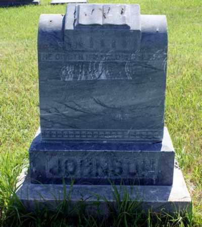 JOHNSON, CHARLIE - Greeley County, Nebraska   CHARLIE JOHNSON - Nebraska Gravestone Photos