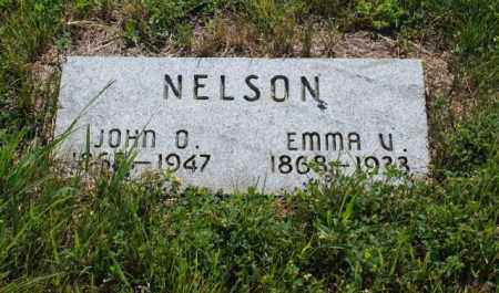 NELSON, JOHN O. - Greeley County, Nebraska | JOHN O. NELSON - Nebraska Gravestone Photos