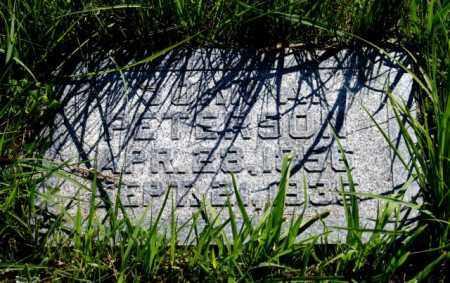 PETERSON, JOHN A. - Greeley County, Nebraska | JOHN A. PETERSON - Nebraska Gravestone Photos