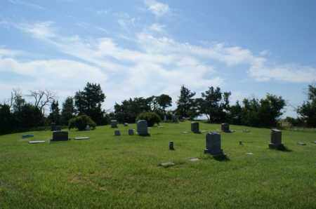 VIEW *GREELEY SWEEDISH CEMETER, VIEW OF - Greeley County, Nebraska | VIEW OF VIEW *GREELEY SWEEDISH CEMETER - Nebraska Gravestone Photos
