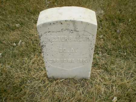 BALDWIN, CHESTER - Hall County, Nebraska | CHESTER BALDWIN - Nebraska Gravestone Photos