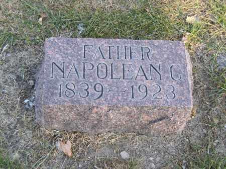 FOY, NAPOLEAN - Hall County, Nebraska | NAPOLEAN FOY - Nebraska Gravestone Photos