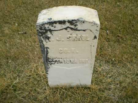 SHAUL, IRA J - Hall County, Nebraska | IRA J SHAUL - Nebraska Gravestone Photos