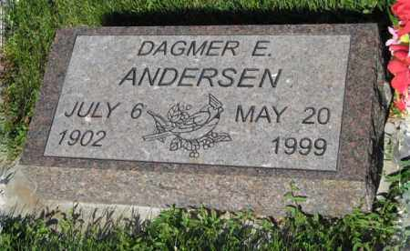 ANDERSEN, DAGMER E. - Hamilton County, Nebraska   DAGMER E. ANDERSEN - Nebraska Gravestone Photos