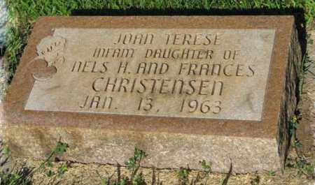 CHRISTENSEN, JOAN TERESE - Hamilton County, Nebraska | JOAN TERESE CHRISTENSEN - Nebraska Gravestone Photos