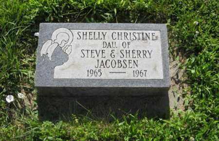 JACOBSEN, SHELLY CHRISTINE - Hamilton County, Nebraska | SHELLY CHRISTINE JACOBSEN - Nebraska Gravestone Photos