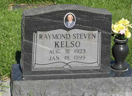 KELSO, RAYMOND STEVEN - Hamilton County, Nebraska | RAYMOND STEVEN KELSO - Nebraska Gravestone Photos