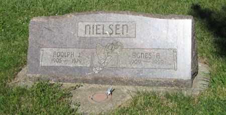 NIELSEN, AGNES A. - Hamilton County, Nebraska | AGNES A. NIELSEN - Nebraska Gravestone Photos