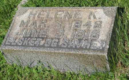 NISSEN, HELENE K. - Hamilton County, Nebraska   HELENE K. NISSEN - Nebraska Gravestone Photos