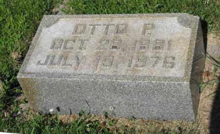 NISSEN, OTTO P. - Hamilton County, Nebraska | OTTO P. NISSEN - Nebraska Gravestone Photos