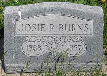 BURNS, JOSIE R. - Hitchcock County, Nebraska | JOSIE R. BURNS - Nebraska Gravestone Photos