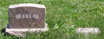 BUSH, FANNIE - Hitchcock County, Nebraska | FANNIE BUSH - Nebraska Gravestone Photos