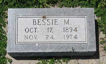 CAMPBELL, BESSIE M. - Hitchcock County, Nebraska | BESSIE M. CAMPBELL - Nebraska Gravestone Photos
