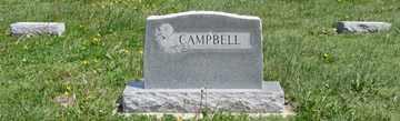 CAMPBELL, ORLO FAMILY GRAVE SITE - Hitchcock County, Nebraska | ORLO FAMILY GRAVE SITE CAMPBELL - Nebraska Gravestone Photos