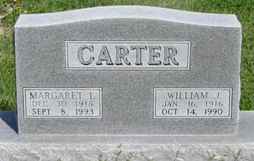 CARTER, MARGARET L. - Hitchcock County, Nebraska   MARGARET L. CARTER - Nebraska Gravestone Photos
