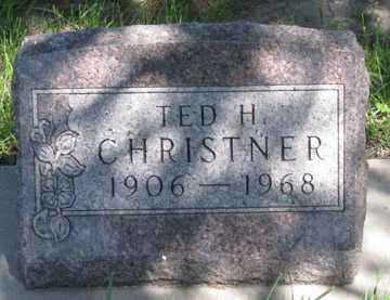 CHRISTNER, TED H. - Hitchcock County, Nebraska | TED H. CHRISTNER - Nebraska Gravestone Photos