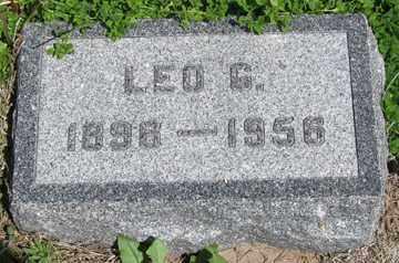 DAMBACH, LEO G. - Hitchcock County, Nebraska   LEO G. DAMBACH - Nebraska Gravestone Photos