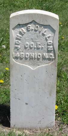 DILLON, JOHN S. - Hitchcock County, Nebraska | JOHN S. DILLON - Nebraska Gravestone Photos