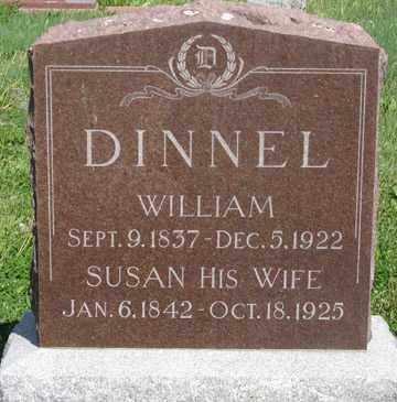 DINNEL, WILLIAM - Hitchcock County, Nebraska | WILLIAM DINNEL - Nebraska Gravestone Photos