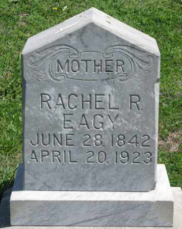 EAGY, RACHEL R. - Hitchcock County, Nebraska   RACHEL R. EAGY - Nebraska Gravestone Photos