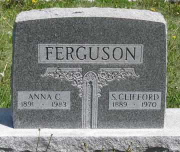 FERGUSON, ANNA C. - Hitchcock County, Nebraska | ANNA C. FERGUSON - Nebraska Gravestone Photos
