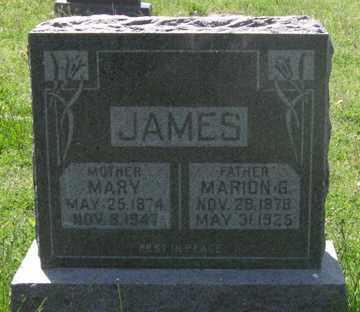 JAMES, MARY - Hitchcock County, Nebraska | MARY JAMES - Nebraska Gravestone Photos