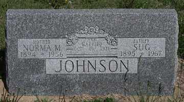 JOHNSON, NORMA M. - Hitchcock County, Nebraska | NORMA M. JOHNSON - Nebraska Gravestone Photos