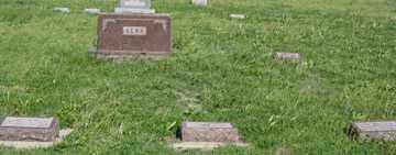 KERR, JOHN FAMILY GRAVE SITE - Hitchcock County, Nebraska | JOHN FAMILY GRAVE SITE KERR - Nebraska Gravestone Photos