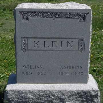KLEIN, WILLIAM - Hitchcock County, Nebraska | WILLIAM KLEIN - Nebraska Gravestone Photos