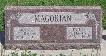 MAGORIAN, CORA M. - Hitchcock County, Nebraska | CORA M. MAGORIAN - Nebraska Gravestone Photos
