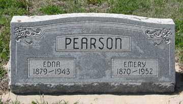 PEARSON, EMERY - Hitchcock County, Nebraska | EMERY PEARSON - Nebraska Gravestone Photos
