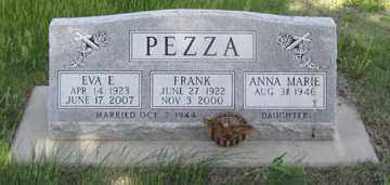 PEZZA, FRANK - Hitchcock County, Nebraska | FRANK PEZZA - Nebraska Gravestone Photos