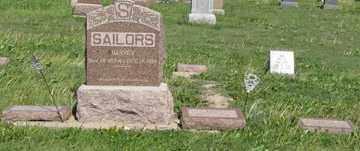SAILORS, HARVEY FAMILY GRAVE SITE - Hitchcock County, Nebraska | HARVEY FAMILY GRAVE SITE SAILORS - Nebraska Gravestone Photos