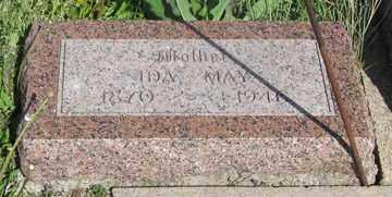 SAILORS, IDA MAY - Hitchcock County, Nebraska | IDA MAY SAILORS - Nebraska Gravestone Photos