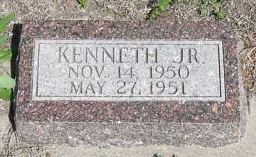 SAILORS, KENNETH, JR. - Hitchcock County, Nebraska | KENNETH, JR. SAILORS - Nebraska Gravestone Photos