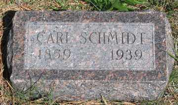 SCHMIDT, CARL - Hitchcock County, Nebraska | CARL SCHMIDT - Nebraska Gravestone Photos