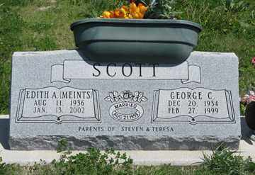 SCOTT, GEORGE C. - Hitchcock County, Nebraska | GEORGE C. SCOTT - Nebraska Gravestone Photos