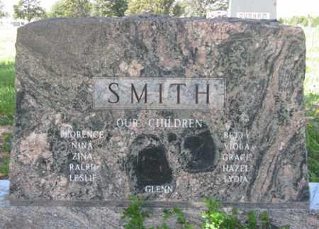 SMITH, CHILDREN - Hitchcock County, Nebraska | CHILDREN SMITH - Nebraska Gravestone Photos