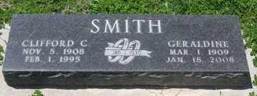 SMITH, CLIFFORD C. - Hitchcock County, Nebraska | CLIFFORD C. SMITH - Nebraska Gravestone Photos