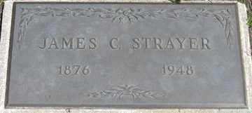 STRAYER, JAMES C. - Hitchcock County, Nebraska | JAMES C. STRAYER - Nebraska Gravestone Photos