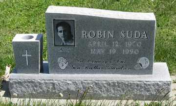 SUDA, ROBIN - Hitchcock County, Nebraska | ROBIN SUDA - Nebraska Gravestone Photos