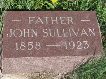 SULLIVAN, JOHN - Hitchcock County, Nebraska | JOHN SULLIVAN - Nebraska Gravestone Photos