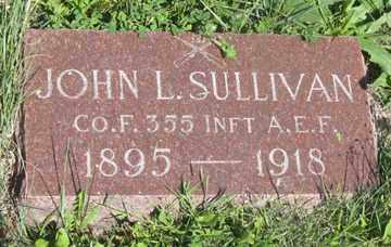 SULLIVAN, JOHN L. - Hitchcock County, Nebraska | JOHN L. SULLIVAN - Nebraska Gravestone Photos