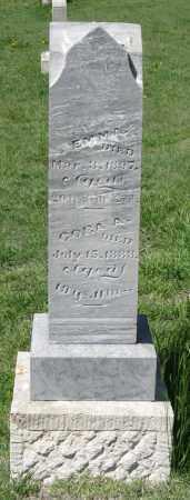 TRUE, CORA - Hitchcock County, Nebraska | CORA TRUE - Nebraska Gravestone Photos