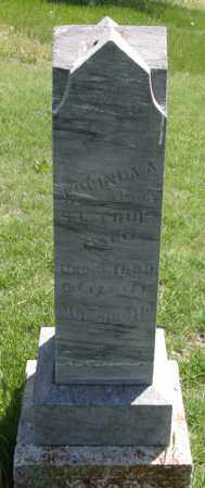 TRUE, LUCINDA - Hitchcock County, Nebraska | LUCINDA TRUE - Nebraska Gravestone Photos