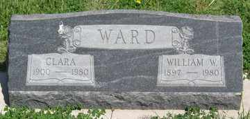 WARD, CLARA - Hitchcock County, Nebraska | CLARA WARD - Nebraska Gravestone Photos