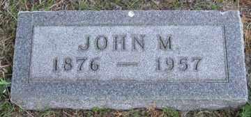 WARD, JOHN M. - Hitchcock County, Nebraska   JOHN M. WARD - Nebraska Gravestone Photos
