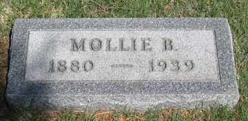 WARD, MOLLIE B. - Hitchcock County, Nebraska | MOLLIE B. WARD - Nebraska Gravestone Photos
